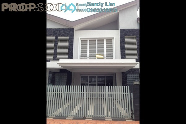 For Sale Terrace at Temasya Glenmarie, Shah Alam Freehold Unfurnished 5R/7B 2.2m