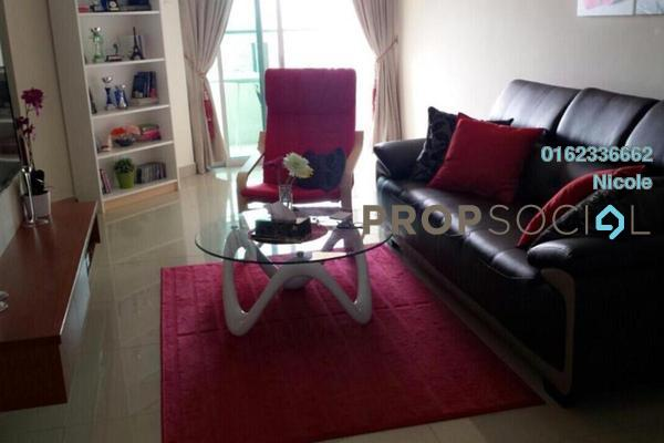 For Rent Condominium at Casa Tropicana, Tropicana Freehold Fully Furnished 2R/2B 2.3k