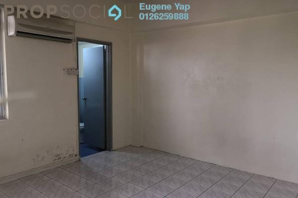 For Rent Apartment at Sri Mutiara, Sungai Besi Freehold Semi Furnished 2R/2B 1.2k
