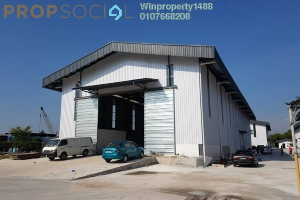 For Rent Factory at Kampung Baru Subang, Shah Alam Freehold Unfurnished 0R/0B 12k