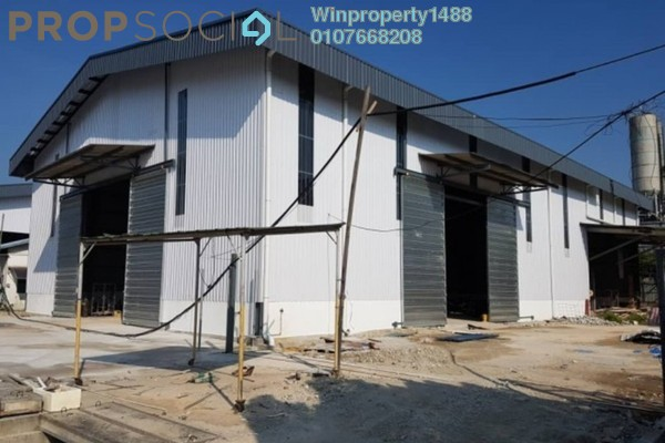 For Rent Factory at Kampung Baru Subang, Shah Alam Freehold Unfurnished 0R/0B 13k