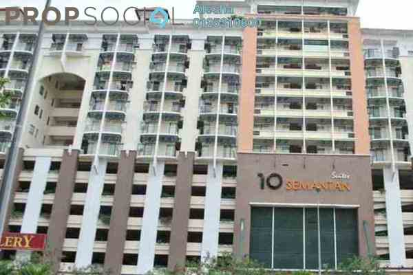For Sale Apartment at 10 Semantan, Damansara Heights Freehold Unfurnished 0R/0B 270k