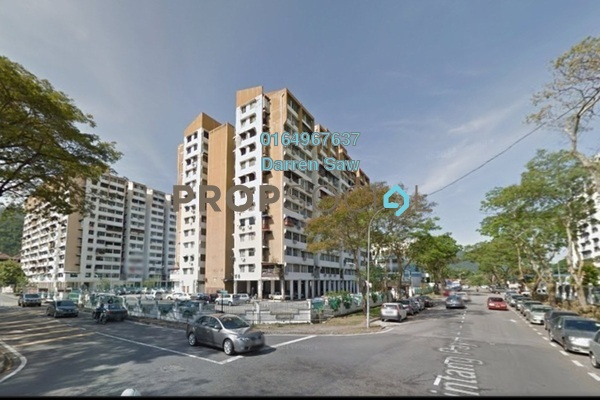 For Sale Apartment at Desa Permata, Farlim Freehold Semi Furnished 3R/2B 280k