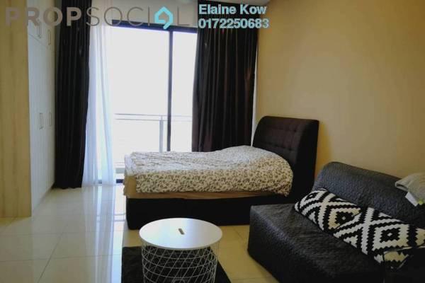 For Sale Serviced Residence at Nadi Bangsar, Bangsar Freehold Fully Furnished 1R/1B 690k