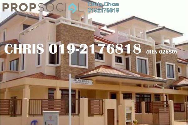 For Sale Terrace at BU6, Bandar Utama Freehold Semi Furnished 5R/4B 1.8m
