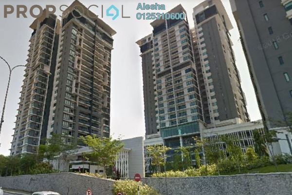 For Sale Condominium at Gembira Residen, Kuchai Lama Freehold Unfurnished 0R/0B 545k