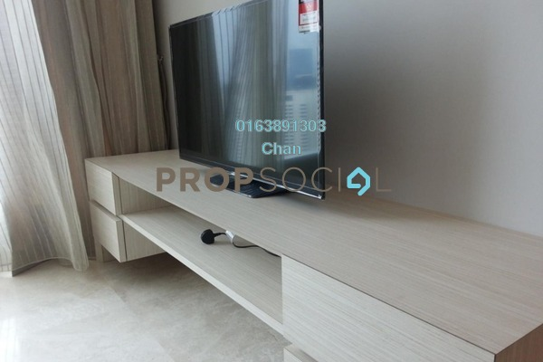 For Rent Condominium at Soho Suites, KLCC Freehold Fully Furnished 2R/2B 3.3k
