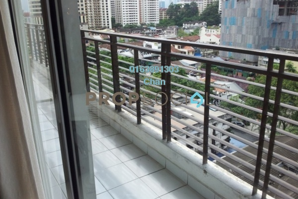 For Rent Condominium at 38 Bidara, Bukit Ceylon Freehold Fully Furnished 2R/2B 2.5k