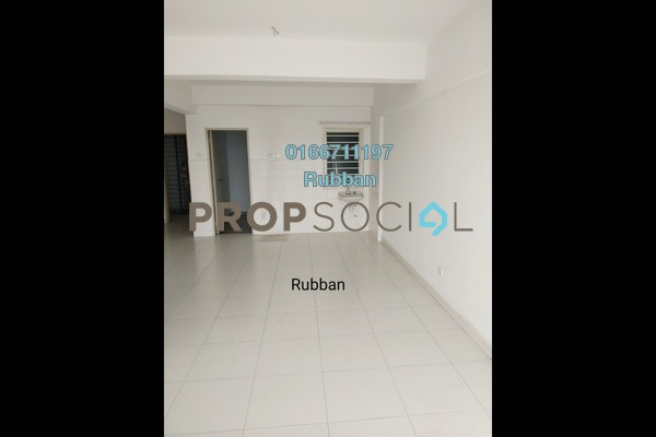 For Rent Condominium at Casa Tropika, Puchong Freehold Unfurnished 3R/2B 1.05k