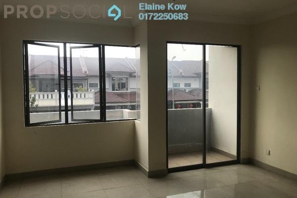 For Sale Terrace at Vistaria Residences, Bandar Puchong Jaya Freehold Unfurnished 5R/5B 1.28m