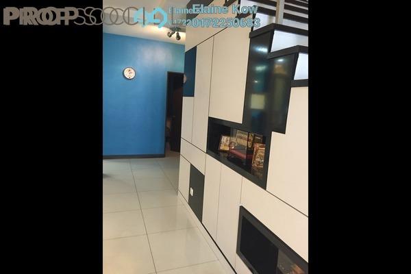 For Sale Terrace at Taman Meranti Jaya, Puchong Freehold Semi Furnished 5R/4B 990k