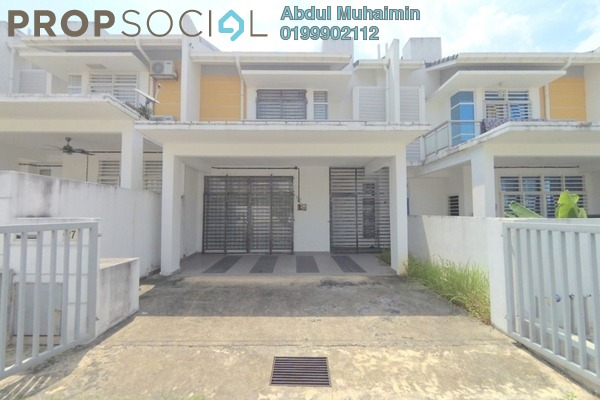 For Sale Condominium at Tamu Hill Park, Batang Kali Freehold Semi Furnished 4R/3B 450k