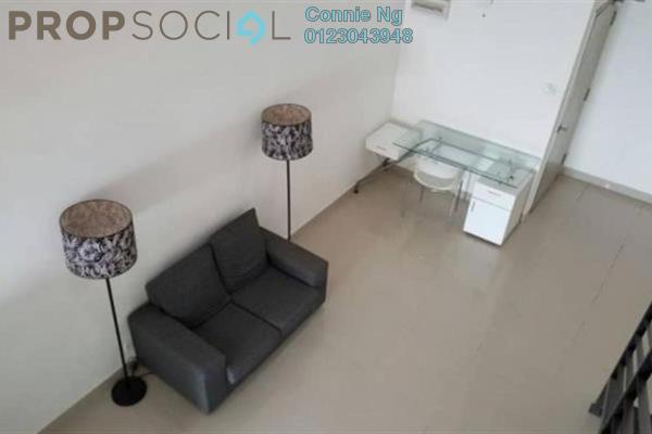 For Rent SoHo/Studio at Subang SoHo, Subang Jaya Freehold Fully Furnished 0R/1B 1.7k