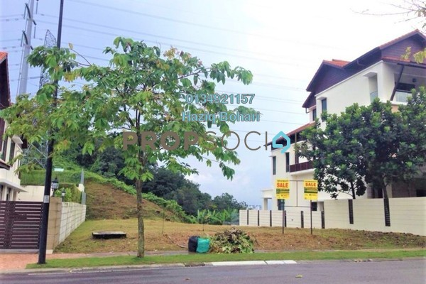 For Sale Land at Taman Bukit Damansara, Damansara Heights Freehold Unfurnished 0R/0B 3.8m