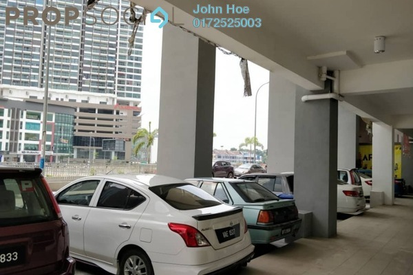 For Rent Shop at Silk Sky, Balakong Freehold Unfurnished 0R/0B 5.2k