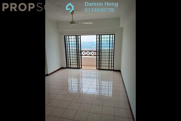 For Rent Condominium at Vista Komanwel, Bukit Jalil Freehold Semi Furnished 3R/2B 1.6k