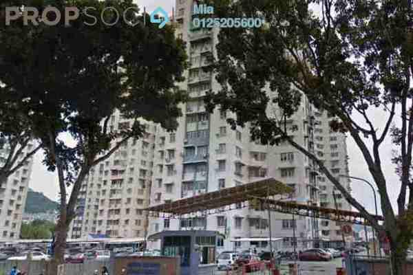 For Sale Apartment at Desa Bayan, Sungai Ara Freehold Unfurnished 0R/0B 297k