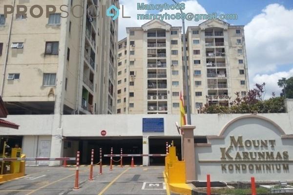 For Sale Condominium at Mount Karunmas, Balakong Freehold Semi Furnished 2R/2B 220k