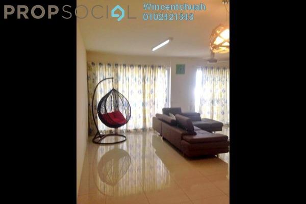 For Rent Serviced Residence at The Loft @ ZetaPark, Setapak Freehold Fully Furnished 3R/2B 2.5k