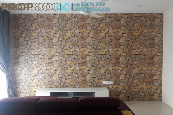 For Sale Condominium at Putra One, Bukit Rahman Putra Freehold Fully Furnished 3R/2B 650k