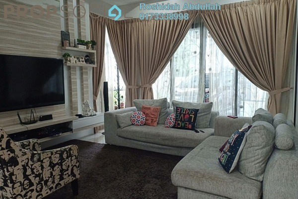 For Sale Semi-Detached at Greenhill Residence, Shah Alam Leasehold Semi Furnished 5R/5B 1.35m
