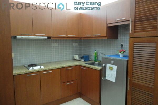 For Rent Condominium at 10 Semantan, Damansara Heights Freehold Fully Furnished 1R/1B 1.5k