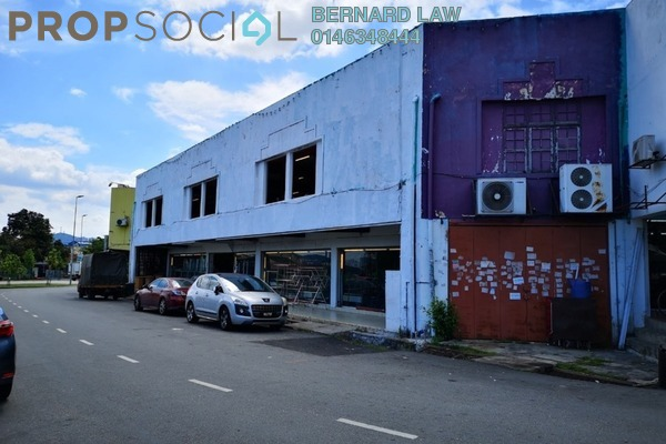 For Rent Shop at Taman Ehsan, Kepong Freehold Unfurnished 0R/0B 14k