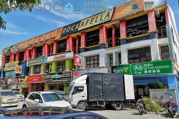 For Sale Shop at Paragon Valley, Selayang Freehold Unfurnished 0R/0B 365k
