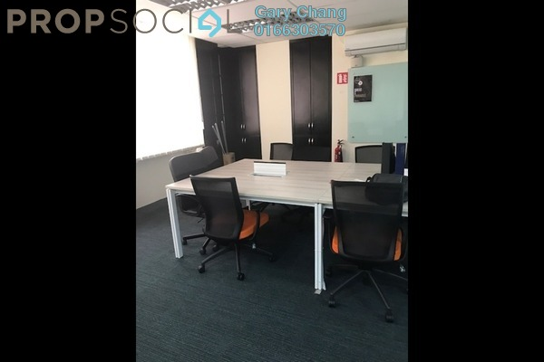 For Rent Office at Plaza Mont Kiara, Mont Kiara Freehold Semi Furnished 3R/2B 4.5k