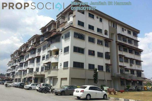 For Sale Apartment at Cheras Perdana Ria, Cheras Freehold Unfurnished 3R/2B 260k