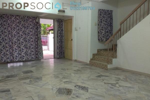 For Rent Terrace at Taman Subang Murni, Subang Freehold Unfurnished 4R/3B 1.35k