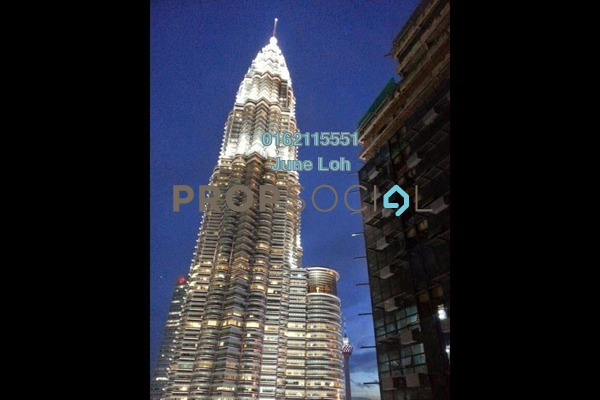 For Rent Condominium at K Residence, KLCC Freehold Fully Furnished 3R/3B 10k