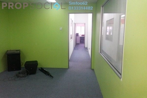 For Rent Office at Section 1, Wangsa Maju Freehold Semi Furnished 4R/2B 1.5k