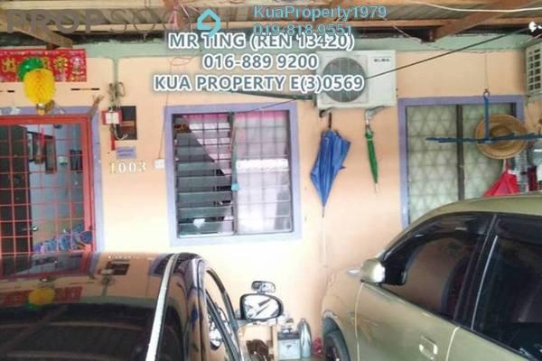For Sale Terrace at Taman Duranda Emas, Siburan Leasehold Unfurnished 3R/2B 135k