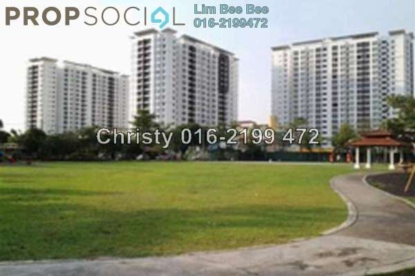 For Rent Condominium at 1120 Park Avenue, PJ South Leasehold Semi Furnished 2R/2B 1.4千