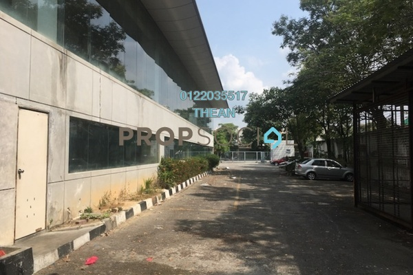 For Rent Factory at Section U5, Subang Freehold Unfurnished 1R/2B 79k