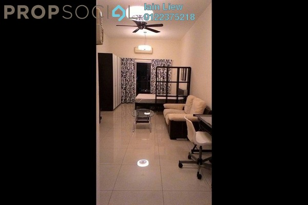 For Sale Condominium at Windsor Tower, Sri Hartamas Freehold Fully Furnished 0R/1B 450k