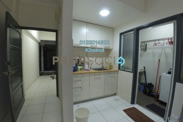 For Sale Serviced Residence at Calisa Residences, Puchong Freehold Semi Furnished 2R/2B 260k