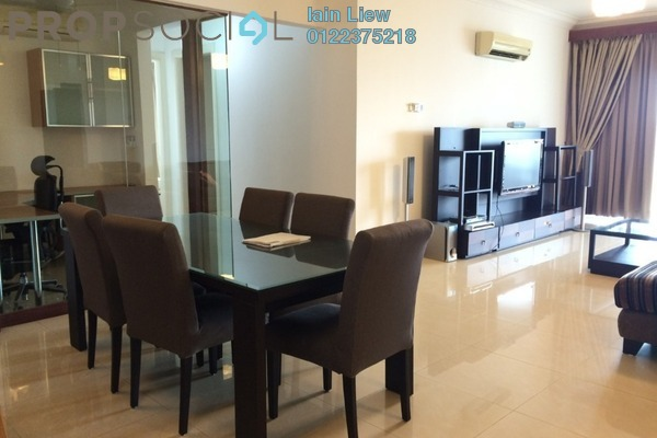 For Sale Condominium at La Grande Kiara, Mont Kiara Freehold Fully Furnished 3R/3B 1.3m
