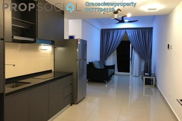 For Rent Serviced Residence at Encorp Marina, Iskandar Puteri (Nusajaya) Freehold Fully Furnished 2R/2B 1.98k