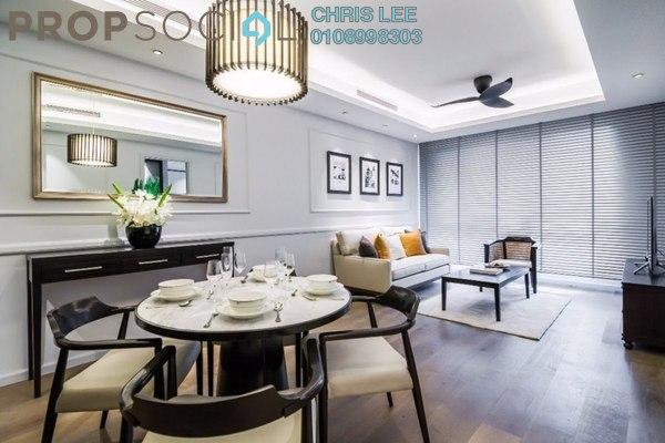 For Sale Condominium at The Ruma, KLCC Freehold Semi Furnished 3R/3B 4.1m