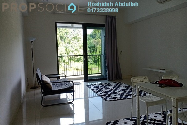 For Rent Serviced Residence at Radia Residences, Bukit Jelutong Freehold Fully Furnished 1R/1B 1.7k