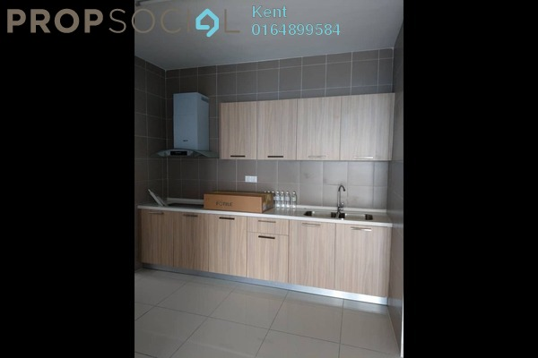 For Rent Condominium at Aurora Residence @ Lake Side City, Puchong Freehold Unfurnished 3R/2B 1.2k