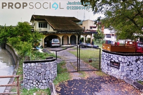 For Sale Bungalow at Section 18, Petaling Jaya Freehold Unfurnished 6R/6B 1.44m