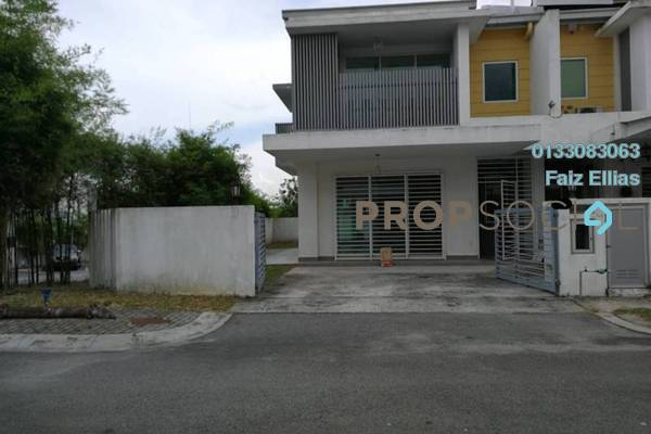For Sale Terrace at Nadayu 92, Kajang Freehold Unfurnished 4R/3B 750k
