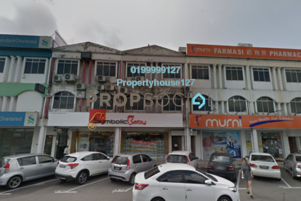 For Sale Shop at Taman Bukit Pasir, Batu Pahat Freehold Unfurnished 0R/0B 2.8m