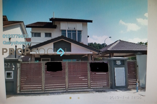 For Sale Semi-Detached at Emerald West, Rawang Freehold Semi Furnished 5R/5B 729k