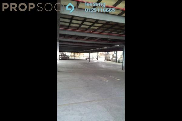 For Rent Factory at Bandar Sultan Suleiman, Port Klang Freehold Unfurnished 0R/2B 49.2k