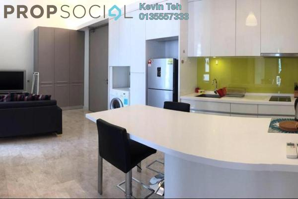 For Sale Condominium at The Signature, Sri Hartamas Freehold Fully Furnished 2R/1B 625k