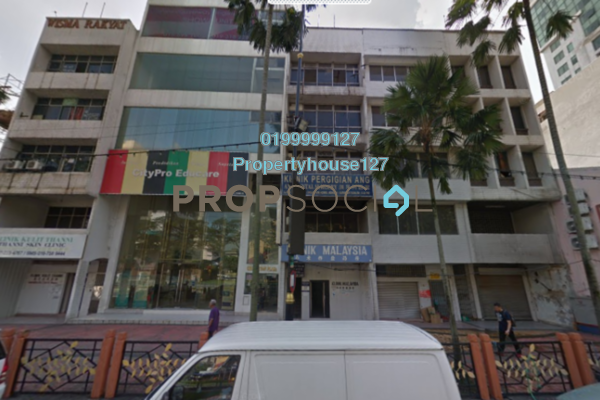 For Sale Shop at Jalan Wong Ah Fook, Johor Bahru Freehold Unfurnished 0R/0B 14.5m